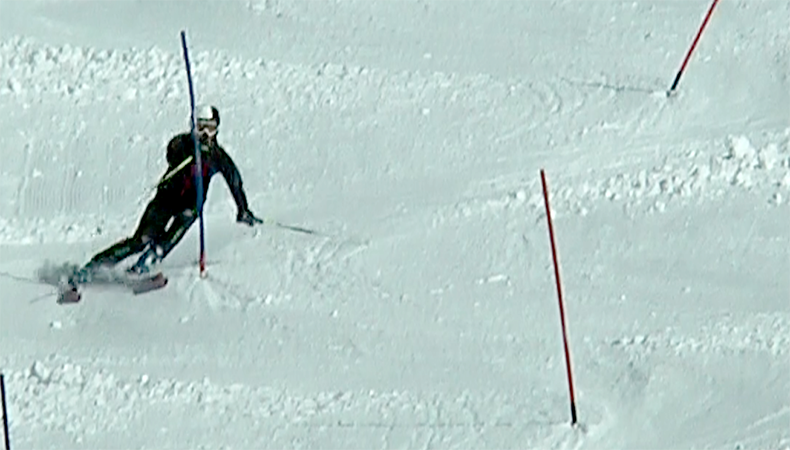 Competitive Skiing