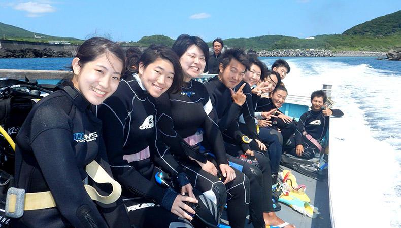 Skin & Scuba Diving